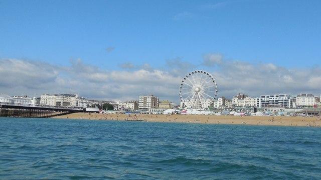 Brighton Beaches & Wheel