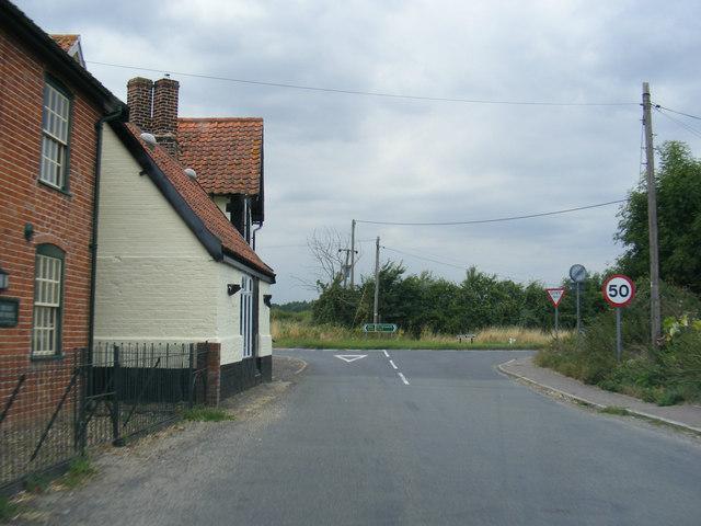 Low Road,  Billingford