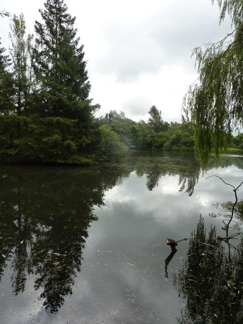 Lake at Bradley Oldpark