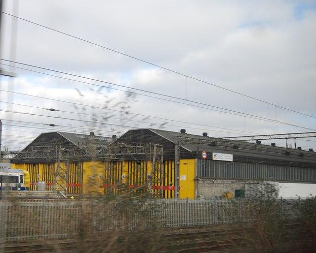 Engine sheds, Willesden Junction