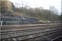 TQ2282 : WCML, College Park by N Chadwick