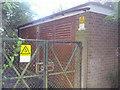 TQ1988 : Valley Drive substation by David Howard