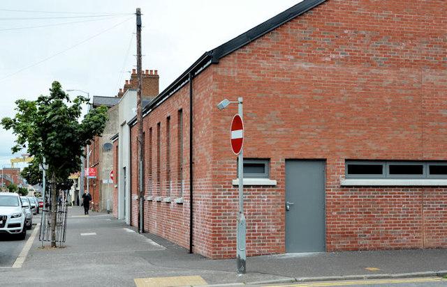 Bloomfield Avenue Congregational church, Belfast (2013-3)