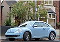J3673 : Volkswagen Beetle, Belfast by Albert Bridge