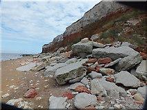 TF6741 : Hunstanton Cliffs by Peter Pearson