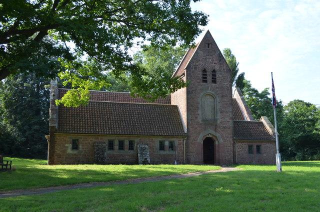 St Edward the Confessor church, Kempley