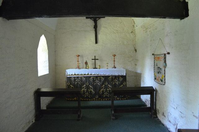 Lady Chapel, St Edward's church