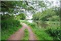 TQ0457 : E2 long Distance Path by N Chadwick