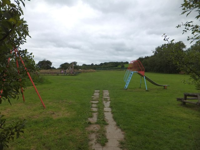 Playground for Bere Ferrers