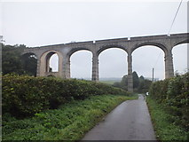 SY3192 : Cannington Viaduct by Ian Andrews