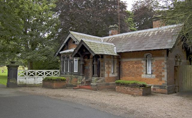 Croxteth Lodge, Liverpool