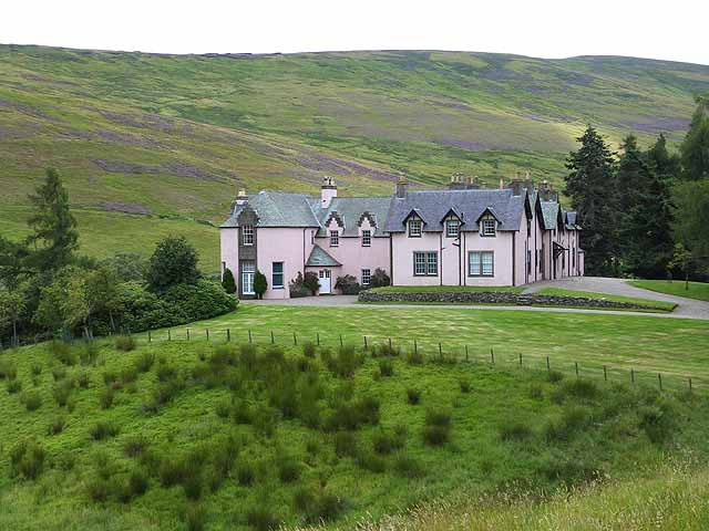 Hunthill Lodge