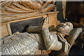 SU1429 : Edward Seymour effigy, Salisbury Cathedral by Julian P Guffogg