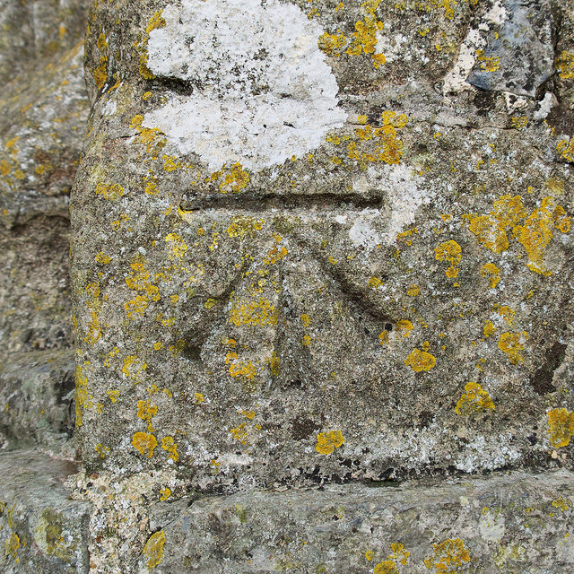 Bench Mark, Glastonbury Tor