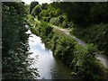 SK8833 : Grantham Canal by Alan Murray-Rust