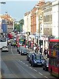 TQ2475 : Putney High Street SW15 by Robin Sones