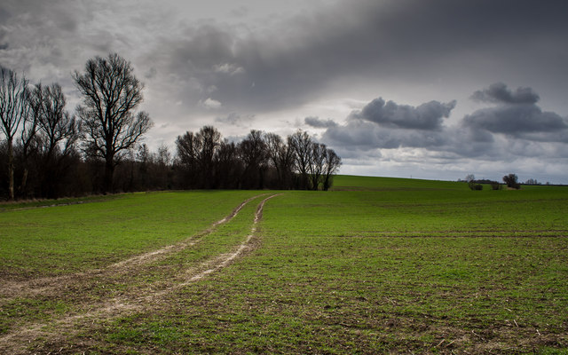 East of Manor House Farm