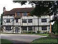 TL6623 : Parsonage Farmhouse, Stebbing Church End (listed building) by Roger Jones