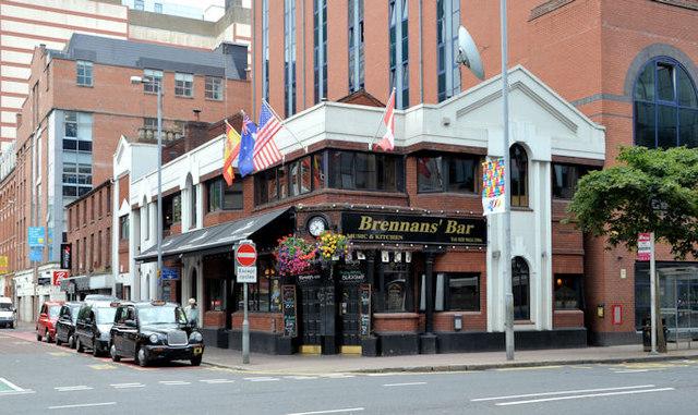 """The """"Beaten Docket"""", Belfast (2013-2)"""