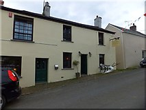 SX4563 : The Old Plough Inn, Bere Ferrers by David Smith