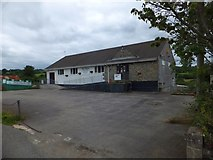 SX4563 : Bere Ferrers Social Club by David Smith