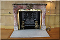 SK8932 : Long Gallery fireplace by Richard Croft