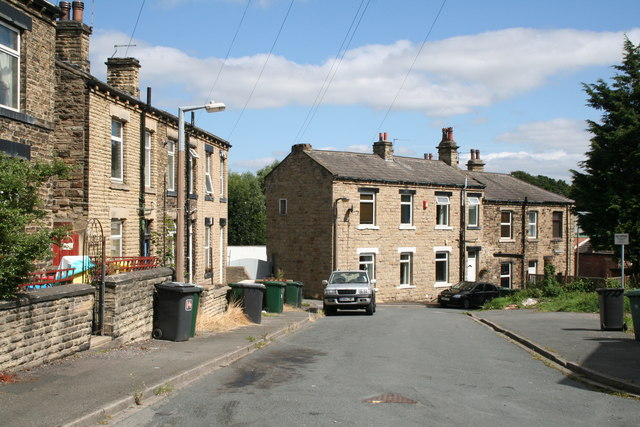 Liversedge: Arnold Street by Dr Neil Clifton