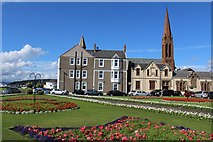 NS2059 : Union Street, Largs by Leslie Barrie