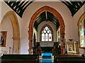SO7433 : St Mary, Bromsberrow by Philip Pankhurst
