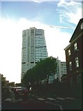 SE2932 : Bridgewater Place from Water Lane, Leeds by Anthony Parkes