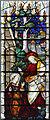 TQ2585 : Emmanuel, Lyncroft Gardens, West Hampstead - Stained glass window by John Salmon