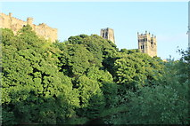 NZ2742 : Durham Cathedral and Castle by edward mcmaihin