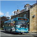NZ8607 : Arriva arrives in Sleights by Pauline E