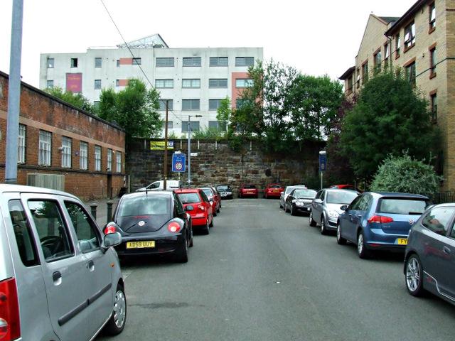 Burgh Hall Street