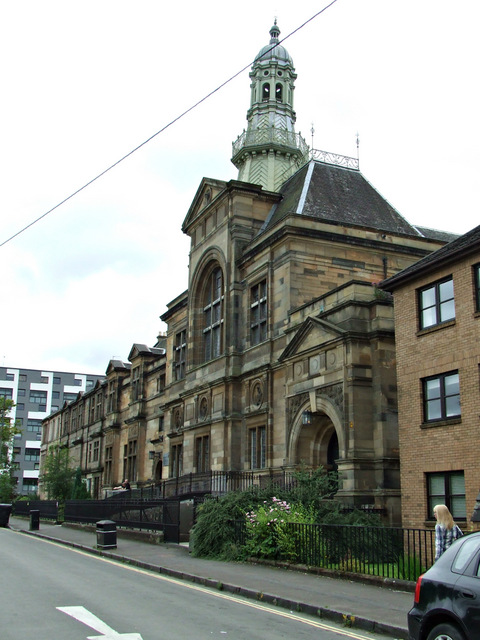Partick Burgh Halls