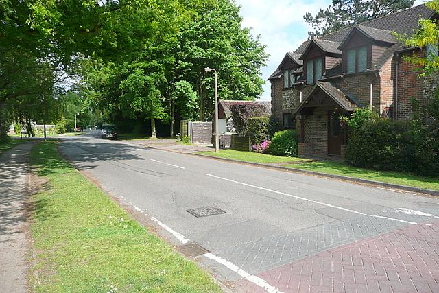 Houses on Pound Lane
