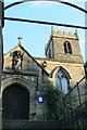 NZ2742 : St Margaret of Antioch Church Durham by edward mcmaihin