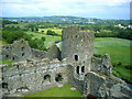 SN4007 : Kidwelly Castle, South Wales by Kevin Powell