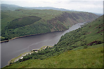 NN0826 : The Pass of Brander from above the Loch Awe Pumped Storage Scheme Visitor Centre by Julian Paren