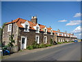 NT5279 : Rural East Lothian : Cottages At Prora by Richard West