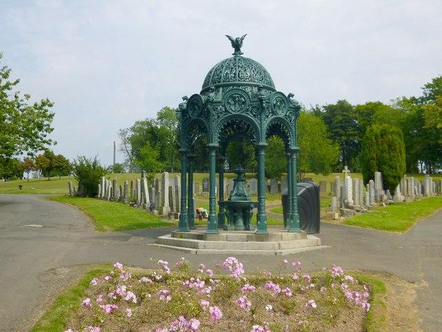 Mackenzie Fountain