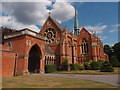 SU8363 : Wellington College, Crowthorne by Michael FORD