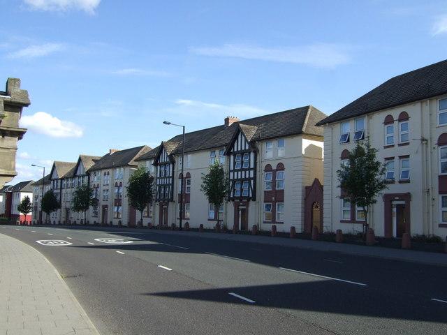 Apartments on Barrack Road
