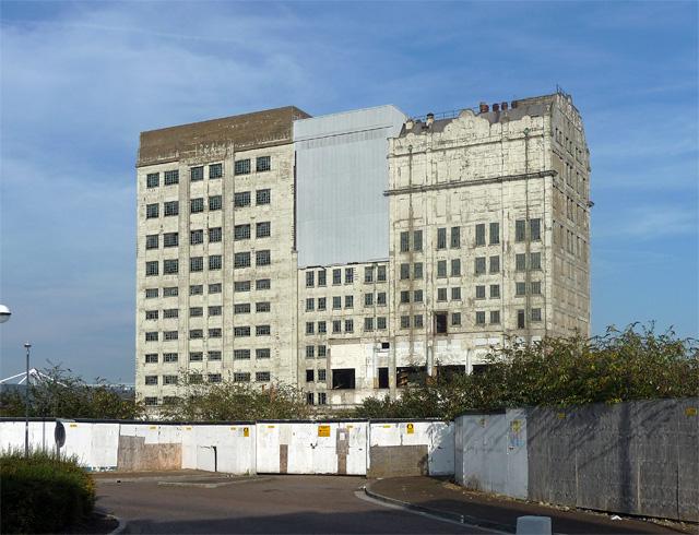 Millennium Mills, Mill Road (1)
