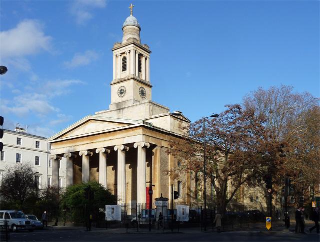 St Peter, Eaton Square