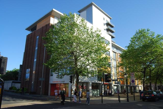 Sainsbury's local, High St, Poole
