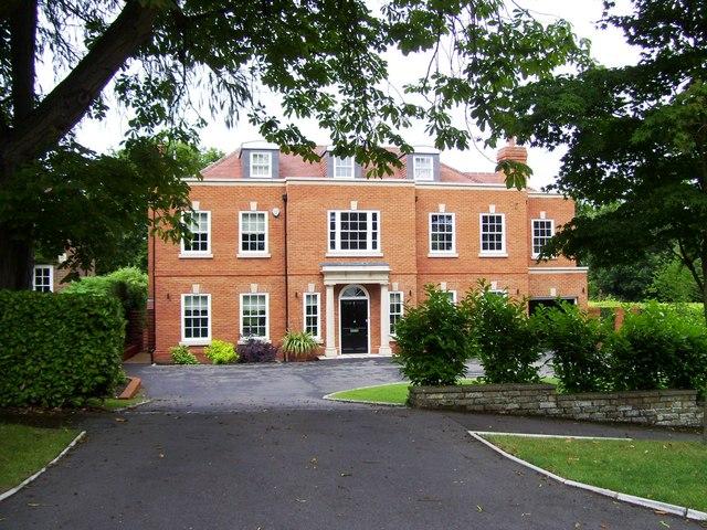 New house, Pembroke Road