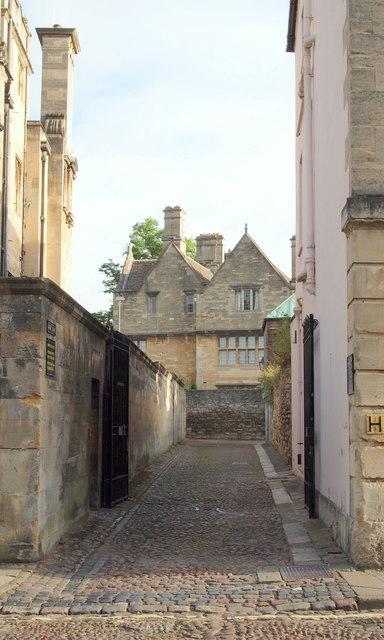 Merton College Vicinity, Oxford