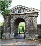 SP5206 : Botanic Garden, Oxford by David Hallam-Jones
