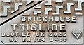 "J4381 : ""Triglide"" access cover, Craigavad (2) by Albert Bridge"